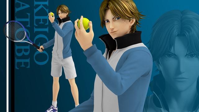 『リョーマ!The Prince of Tennis 新生劇場版テニスの王子様』跡部景吾(C)許斐 剛/集英社(C)新生劇場版テニスの王子様製作委員会