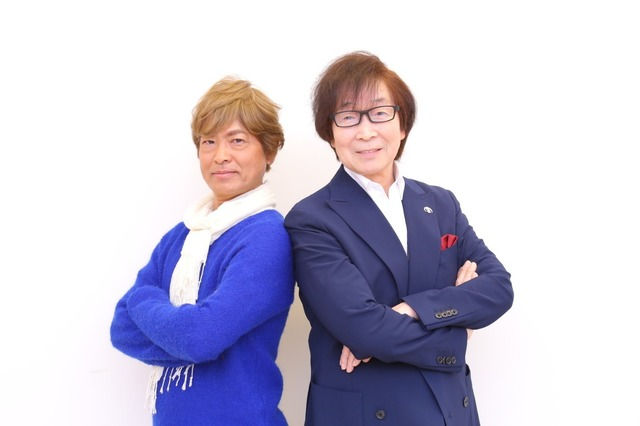 古谷徹さん&古川登志夫さん