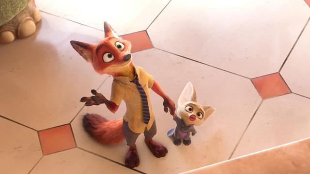 『ズートピア』(C)2021 Disney (C)2021 Disney/Pixar