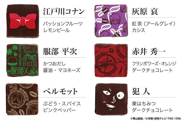 「プロファイリングショコラ vol.2」3,240円(税込)(C)青山剛昌/小学館・読売テレビ・TMS 1996