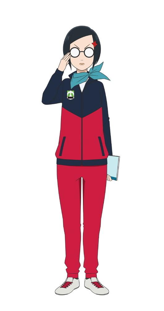 『さよなら私のクラマー』花房圭(C)新川直司・講談社/さよなら私のクラマー製作委員会