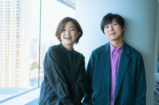 神谷浩史さん、斎藤千和さん