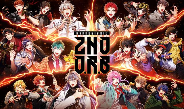 「ヒプノシスマイク -Division Rap Battle- 6th LIVE」キービジュアル(C)King Record Co., Ltd. All rights reserved.
