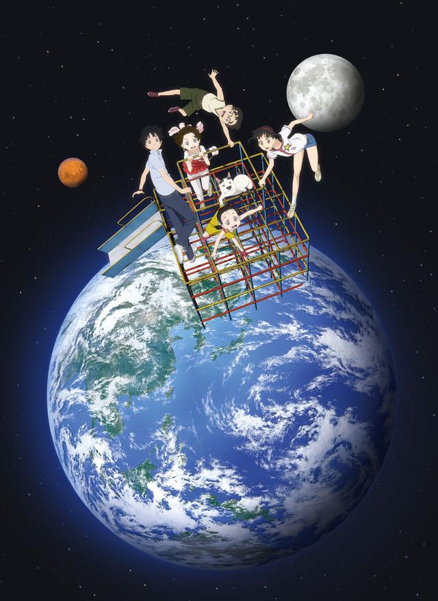 『宇宙ショーへようこそ』(C)A-1 Pictures /「宇宙ショーへようこそ」製作委員会