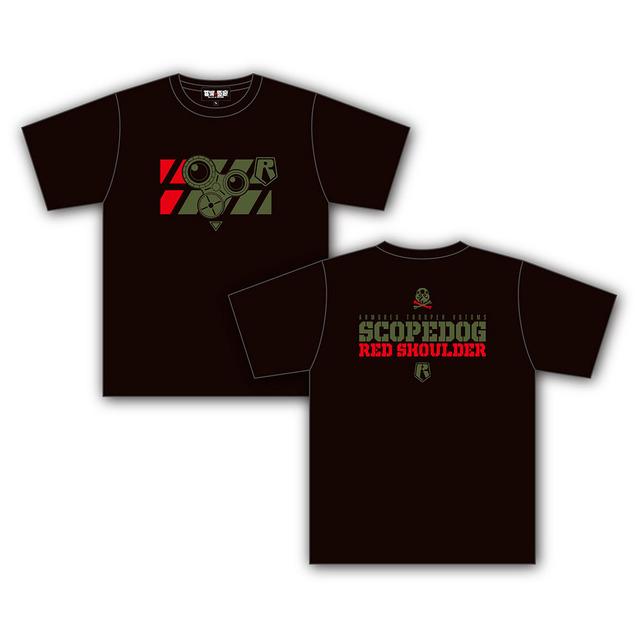 レッドショルダー Tシャツ 4,000円+税(C)サンライズ