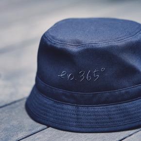 ・en.365°エンサンビャクロクジュウゴド×CA4LA BUCKET HAT 7,700円(税込)