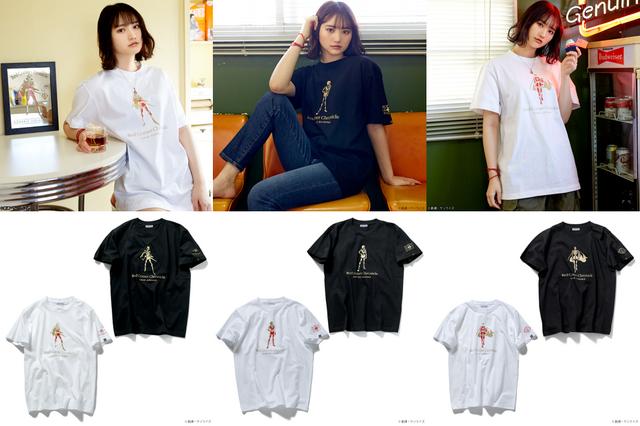STRICT-G『ガンダムシリーズ』Red Comet Chronicle Tシャツ 4,180円(税込)(C)創通・サンライズ