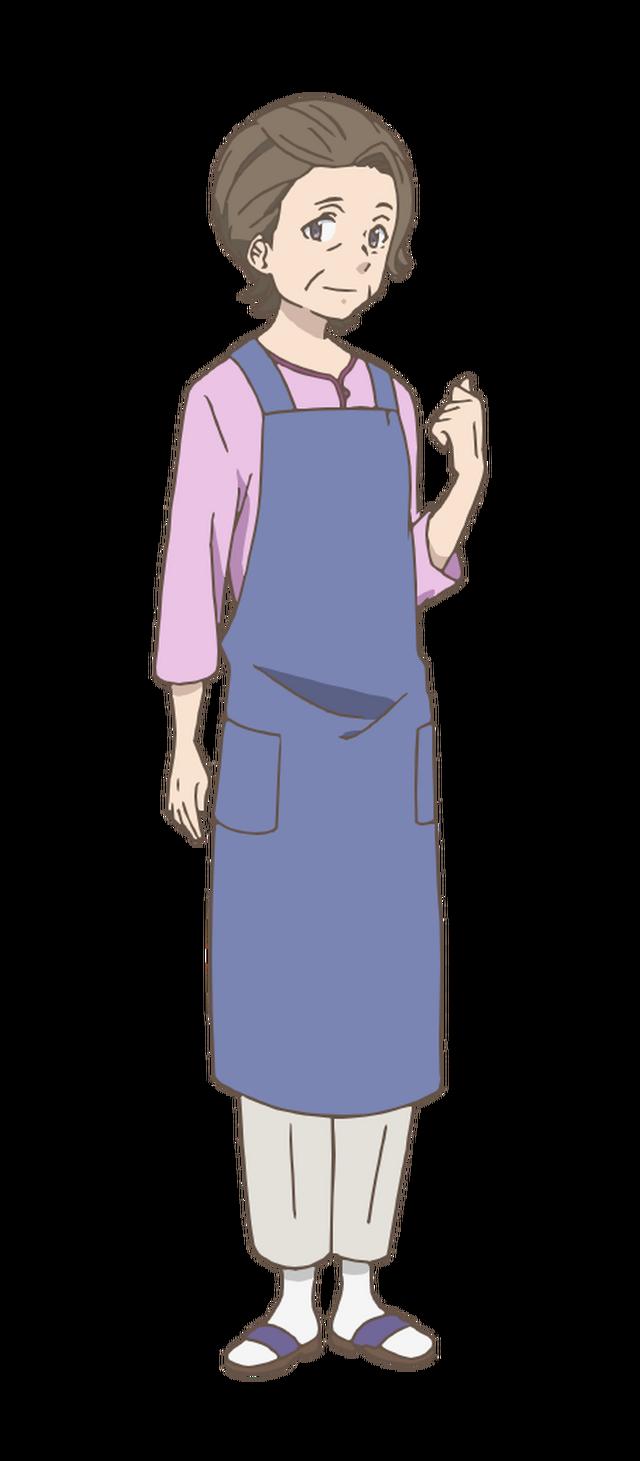 『やくならマグカップも』土岐川幸恵(C)プラネット・日本アニメーション/やくならマグカップも製作委員会