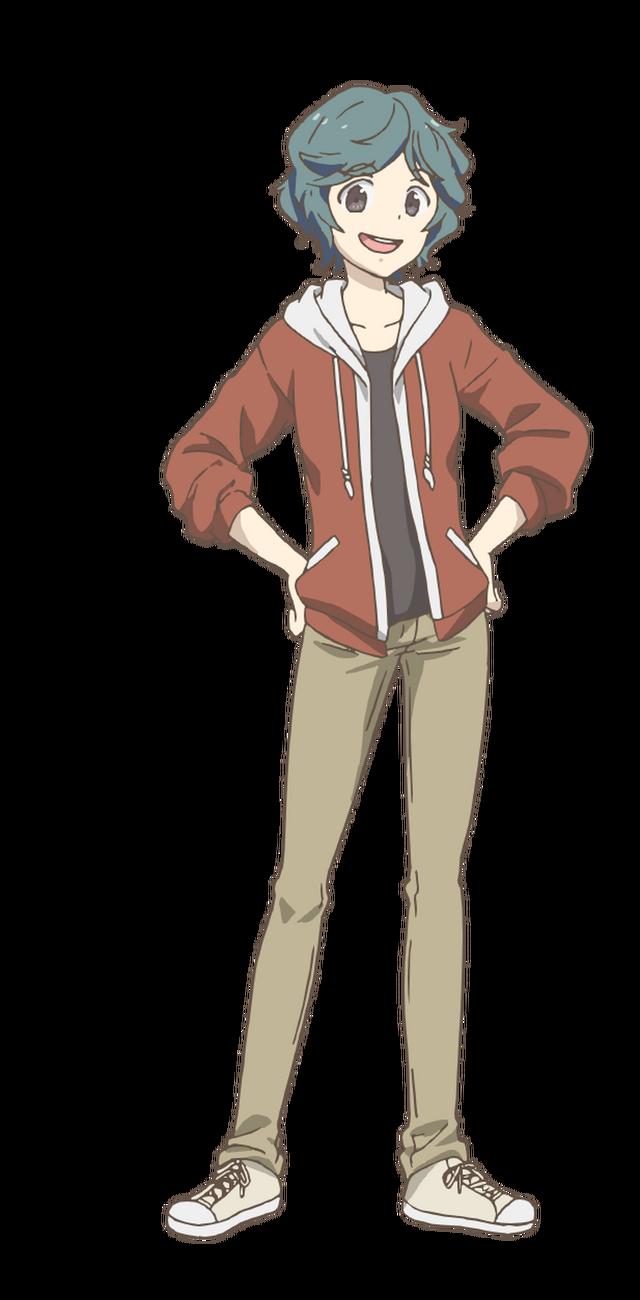 『やくならマグカップも』小泉真美(C)プラネット・日本アニメーション/やくならマグカップも製作委員会