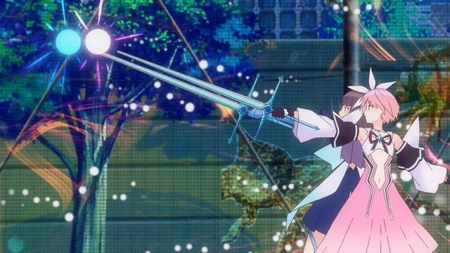 『BLUE REFLECTION RAY/澪』ブルーPV(C)コーエーテクモゲームス/AASA
