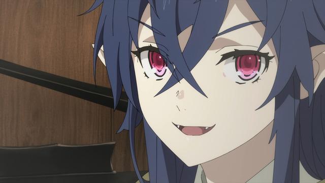 TVアニメ『月とライカと吸血姫』ティザーPVカット(C)牧野圭祐・小学館/「月とライカと吸血姫」製作委員会