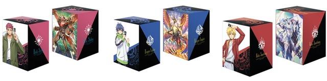 カードファイト!! ヴァンガード overDressスタート記念 デッキホルダーコレクション V3 660円(税込)