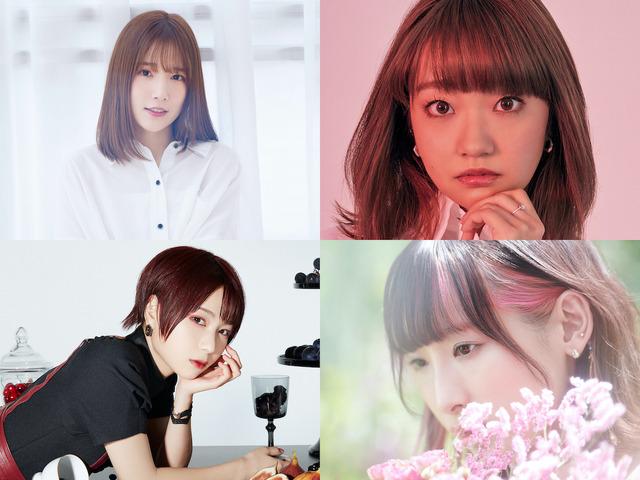 「EJ My Girl Festival 2021」DAY2(C)KADOKAWA CORPORATION 2021 (C)EJ Anime Music Festival 2021