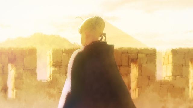 劇場版『Fate/Grand Order -神聖円卓領域キャメロット- 後編 Paladin; Agateram』本予告映像カット(C)TYPE-MOON / FGO6 ANIME PROJECT