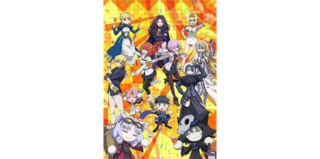 OVA「Fate/Grand Carnival」キービジュアル(C)TYPE-MOON / FGO PROJECT