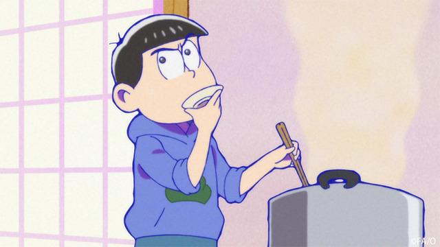 『おそ松さん』(第3期)第9話先行カット(C)赤塚不二夫/おそ松さん製作委員会