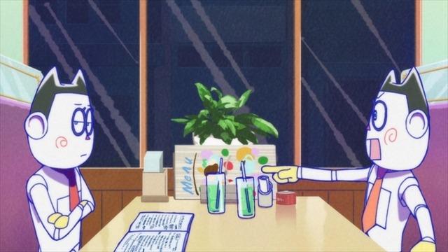 『おそ松さん』(第3期)第19話先行カット(C)赤塚不二夫/おそ松さん製作委員会