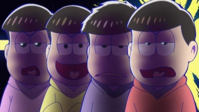 『おそ松さん』(第3期)第22話先行カット(C)赤塚不二夫/おそ松さん製作委員会