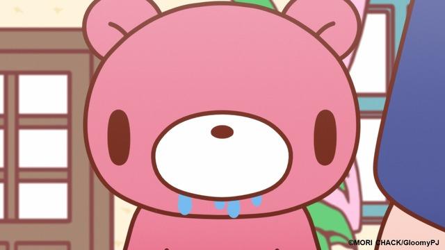 『いたずらぐまのグル~ミ~』場面カット(C)MORI CHACK/GloomyPJ