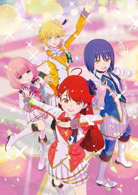 アニメ「アイドールズ!」(C)Idolls! Project
