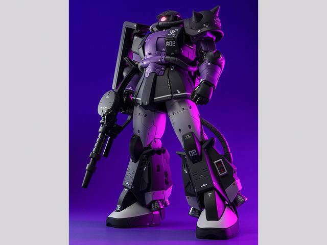 「GUNDAM FIX FIGURATION METAL COMPOSITE MS-06R-1A 高機動型ザクII」22,000円(税別)(C)創通・サンライズ