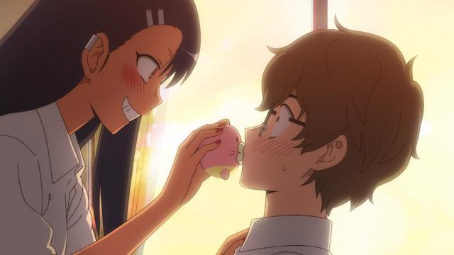 TVアニメ『イジらないで、長瀞さん』4話先行カット(C)ナナシ・講談社/「イジらないで、長瀞さん」製作委員会