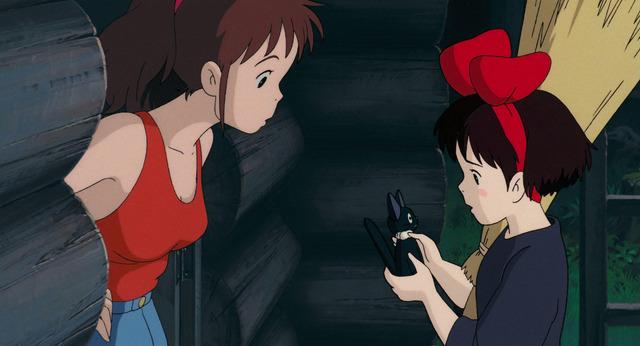 『魔女の宅急便』(C) 1989 角野栄子・Studio Ghibli・N