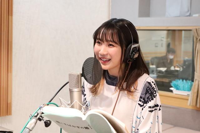 幾田りら:ヒロちゃん(別役弘香)役(C)2021 スタジオ地図