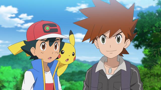 『ポケットモンスター』場面カット(C)Nintendo・Creatures・GAME FREAK・TV Tokyo・ShoPro・JR Kikaku (C)Pokemon