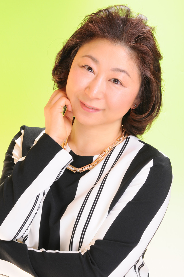シゲル役・小林優子