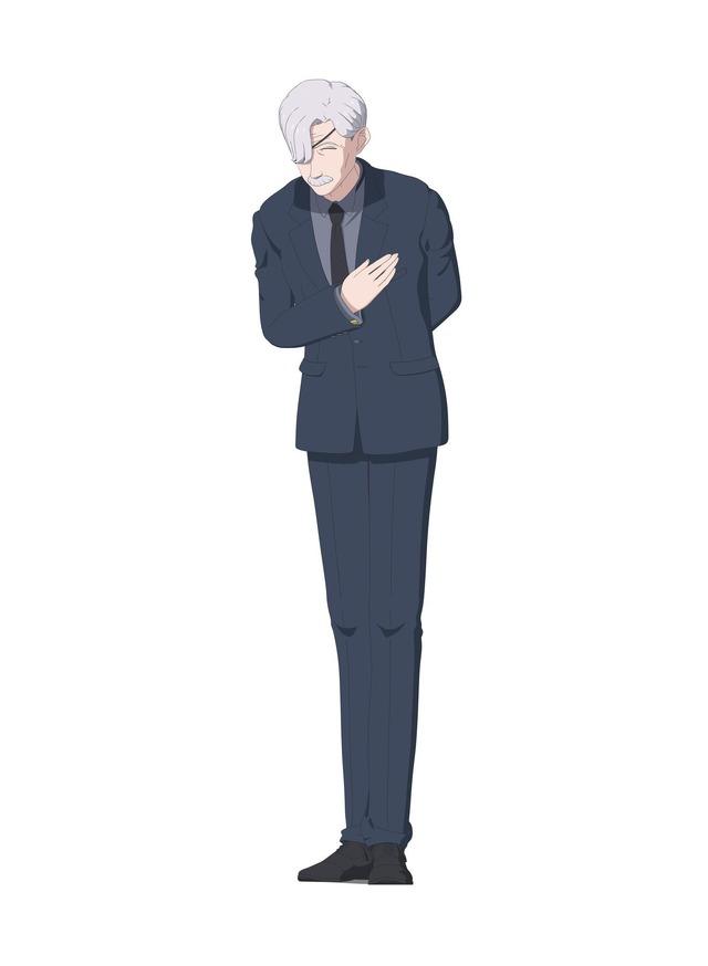 『死神坊ちゃんと黒メイド』ロブ(C)イノウエ/小学館・死神坊ちゃんと黒メイド製作委員会