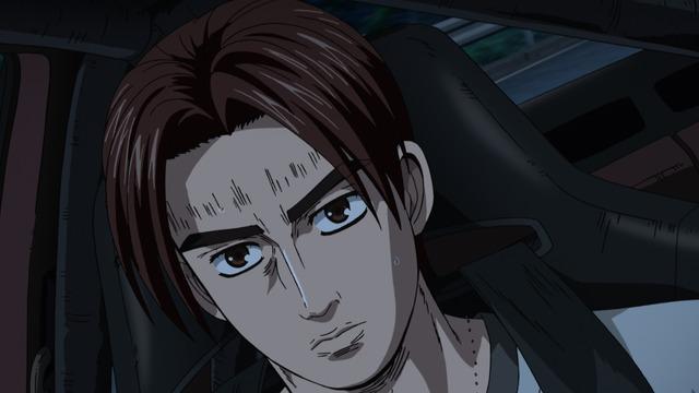 テレビアニメ「頭文字D Final Stage」