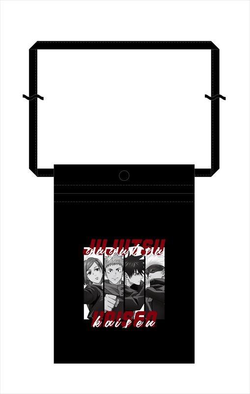 「『呪術廻戦』サコッシュ」1500円(税抜)(C)芥見下々/集英社・呪術廻戦製作委員会
