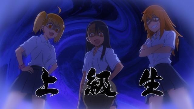 「TVアニメ『イジらないで、長瀞さん』8話先行場面カット」(C)ナナシ・講談社/「イジらないで、長瀞さん」製作委員会