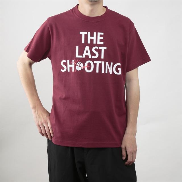 「機動戦士ガンダム THE LAST SHOOTING企画 Tシャツ 2021SS」3,300円(税込/送料・手数料別途)(C)「THE LAST SHOOTING」