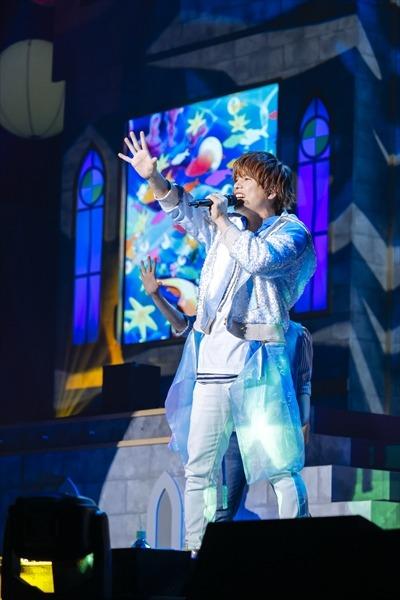 「Disney 声の王子様 Voice Stars Dream Live 2021」ライブカット Presentation licensed by Disney Concerts. (C)Disney