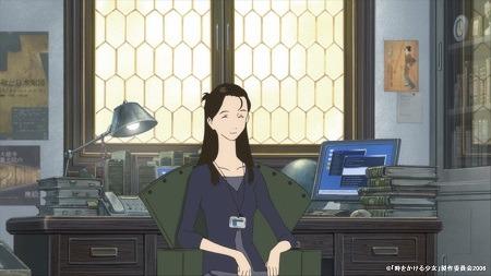 アニメ「時をかける少女」 ←この時点では第2の宮﨑駿がついに現れた!と思ったよね
